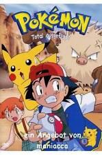 POKEMON TV-Serie Nr. 8   Pokémon - Total ausgeflippt    DVD #ZZ