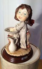 "Retierd Figurine ""Gulliver'S World"" by Giuseppe Armani. Retierd"