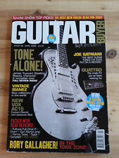 Guitar Buyer Magazine Issue 56 April 2006 (Campbell, Ibanez, Taylor) OOP