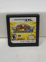 Kirby Super Star Ultra (Nintendo DS, 2008) Video Game Cartridge