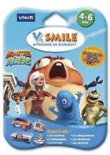 GROS 037 // MONSTRES CONTRE ALIENS  3D POUR CONSOLE V.SMILE/ V.SMILE MOTION/POC