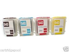Refillable Pigment ink Cartridge for HP 940 Pro 8500