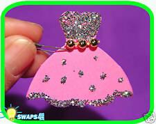 "Princess Dress    ""Girl Scout"" SWAPS  Craft Kit  by Swaps4Less.com"