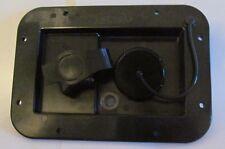 Valterra Black Gravity City Water Fill Dish Check Valve RV Trailer Motorhome
