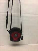 Tamrac blue camera bag VINTAGE shoulder strap carrying case digital cam