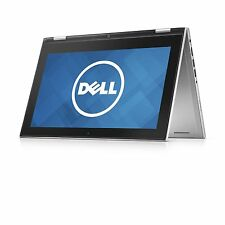 """DELL Inspiron 11.6"""" 2-in-1 Touchscreen 2.16GHz 4GB 500GB HDD Win 8 Laptop"""