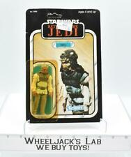 Nikto MOSC Sealed Star Wars ROTJ 1983 Vintage Kenner Action Figure