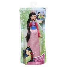 Disney Princess Royal Shimmer Mulan Doll *BRAND NEW*