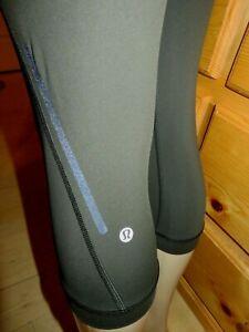 Rare LULULEMON Men's TIGHT STUFF HALF TIGHT Luxtreme-Deep Olive Pants-Medium-EUC