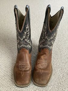 Girls Cowboy Boots AUTHENTIC From California  Cody James Size 3 EXC COND