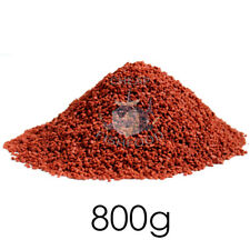 TROPICAL FISH FOOD Red Discus Granules Colour Cichlid Angel Tetra Catfish 800G