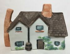 Miniature House Micro Ornament Home Figurine Craft Cottage Gift