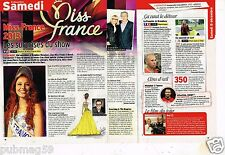 Coupure de Presse Clipping 2012 (1 page 1/3) Elections Miss France 2013