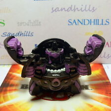Bakugan Fortress Black Darkus Bakutech Japan Release 500G & cards