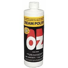 Behlen OZ Cream Polish, 1 Pint/473ml FREE SHIPPING!