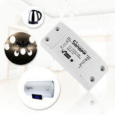 Sonoff Smart Home Switch Module Wireless Remote Control Universal Timer Controll