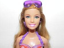 Poupee manequin Mattel Barbie SUMMER SURFS UP BEACH #L9545  DOLL TOY