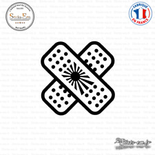 Sticker JDM Pansement Decal Aufkleber Pegatinas D-262 Couleurs au choix