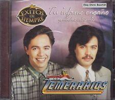 Los Temerarios Exitos de Siempre CD Nuevo Sealed