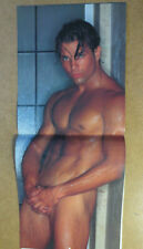 Chippendales 1995 Calendar Male Strippers Baywatch David Chokachi