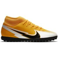 Scarpa da calcio Nike Mercurial Superfly 7 Club Tf AT7980 801 giallo arancione