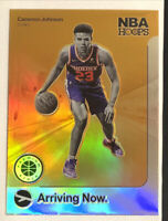Cameron Johnson RC 2019-20 NBA Hoops Premium Stock Arriving Now Silver Prizm SP!