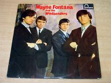 Wayne FONTANA & THE Mindbenders/Self denominata/1964 FONTANA LP