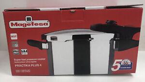 Magefesa Super-Fast Pressure Cooker 3.3 Quart