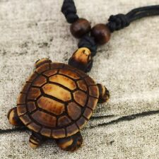 Unisex Men's Women's Hawaii Beach Surfing Style Tribal Turtle Pendant Necklace