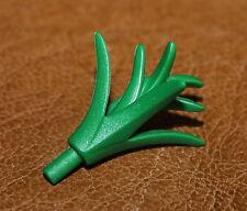 Playmobil végétation herbe double vert foncé 5138 6211 4012 5245 5416 ref nn