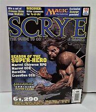 Scrye Magazine #60 Jule 2003 ~