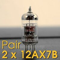 PAIR Shuguang 2 x 12AX7B ECC83 Replacement Vacuum Tube Valve Pre-Amplifier DIY