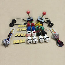 Arcade game DIY kit: Zero delay USB encoder, Zippy style joysticks, HAPP buttons