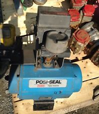 FISHER POSI-SEAL  MODEL ESA-350-DSA-4-A ACTUATOR WITH DVC5000 FISHER POSITIONER