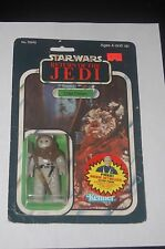 Chief Chirpa-Star Wars-Return of the Jedi-MOC-Vintage-65 Back-Mexico-Lili Ledy