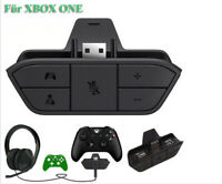 Game Controller HH Stereo Headset Adapter Headphone Converter For Xbox One