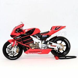 Honda RC211V VR46 Rossi Summer Testbike 2001 1:12 Minichamps