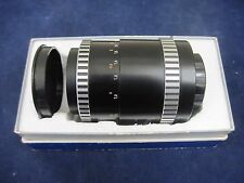 Carl Zeiss Jena DDR f3.5 135mm Zebra M42 Screw Mount