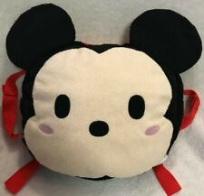 Posh Paws backpack - Mickey Mouse style pattern