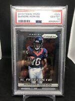 2013 Panini Prizm DeAndre Hopkins Rookie Card RC #225 PSA 10 GEM MINT