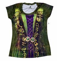 NEW Disney Parks 2018 MNSSHP Hocus Pocus Winifred Costume Shirt WINNIE S,M,L