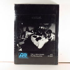 J. GEILS BAND The Morning After 1973 1st Issue pink cart  8-Track Tape SEALED!