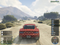 Grand Theft Auto V pc -level 120 ,500 m (game included)