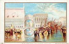 Venice Posted Printed Collectable Italian Postcards