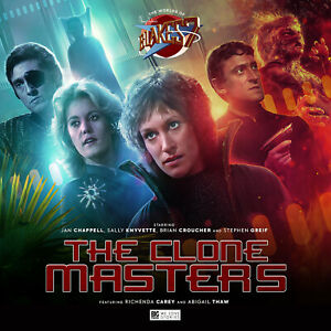 BIG FINISH - WORLDS OF BLAKES 7 - THE CLONE MASTERS *NEW/SEALED*