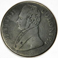 1825 CANADA BRITISH COLONIES TO FACILITATE TRADE TOKEN - PRICED RIGHT!!!