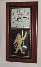 Tony The Tiger Quartz Pendulum Wall Clock - It's Great!!