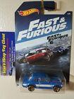 Hot Wheels 2017 Walmart Excl. Fast  Furious '70 Ford Escort RS1600 6/8 B11