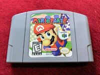 Mario Party 64 N64 Nintendo 64 TESTED Fast Free Ship USA Seller Great Condition