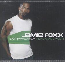 Jamie Foxx – Extravaganza (Feat. Kanye West)  CD single